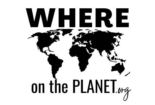 Where on the Planet
